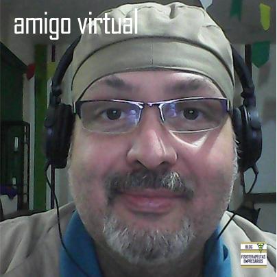 O amigo virtual