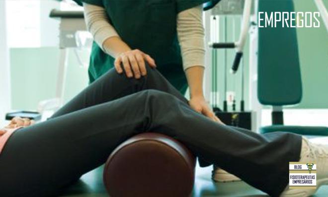 emprego fisioterapia