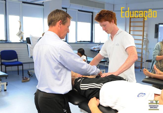 Espaço voltado para divulgação de cursos de formação e de pós graduação reconhecidos como práticas fisioterapêuticas pelo COFFITO(Conselho Federal de Fisioterapia e Terapia Ocupacional)