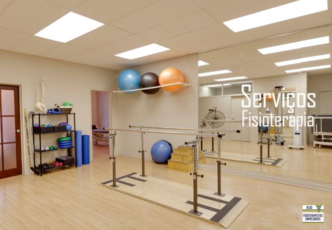 Serviços de Fisioterapia